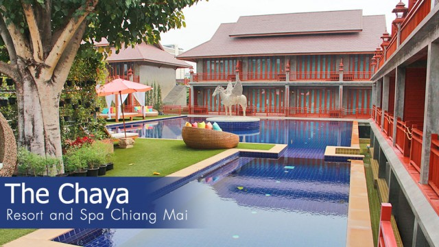 The Chaya Resort and Spa Chiang Mai – เดอะชายา รีสอร์ท แอนด์สปา เชียงใหม่