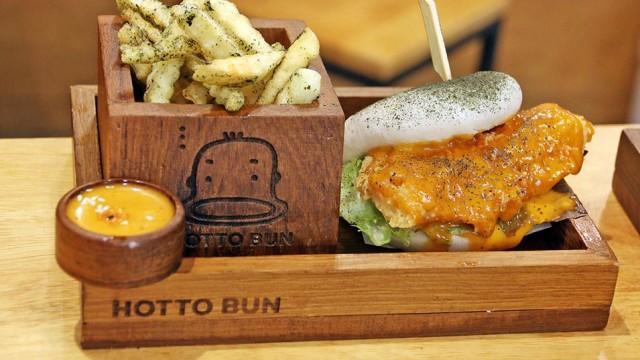Hotto Bun … บันร้อนๆ อร่อยเต็มคำ