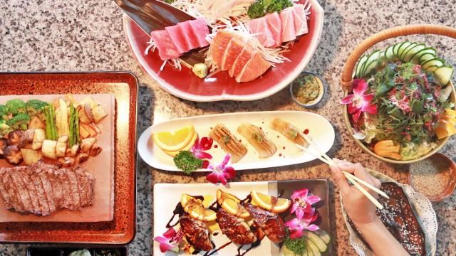 คิดถึงอาหารญี่ปุ่น คิดถึงเทนโกกุ