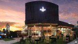 Marchill Café  ร้านใหม่ สไตล์ไบเกอร์