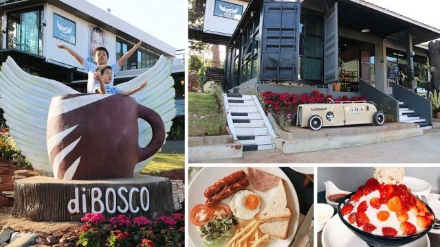 """""""Di BOSCO"""" คอกาแฟ ต้องห้ามพลาด"""